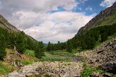 Free Mountains Landscape. Stock Photo - 1079700