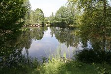Free Fabulous Lake Royalty Free Stock Photos - 1079908