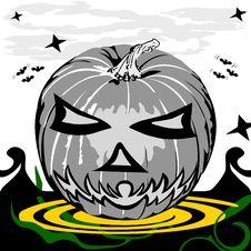 Free A Pumpkin Stock Photo - 10723470