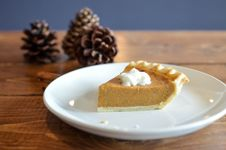 Free Dessert, Chess Pie, Dish, Pumpkin Pie Royalty Free Stock Images - 107306729