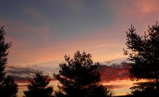 Free Sky, Red Sky At Morning, Afterglow, Cloud Stock Photography - 107306942