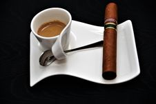 Free Tobacco Products, Coffee Cup, Espresso, Coffee Stock Images - 107374974