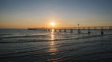 Free Sea, Horizon, Pier, Ocean Royalty Free Stock Image - 107375256