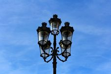 Free Sky, Street Light, Cloud, Light Fixture Royalty Free Stock Photography - 107375337