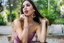 Free Beauty, Lady, Photo Shoot, Model Royalty Free Stock Photos - 107451988