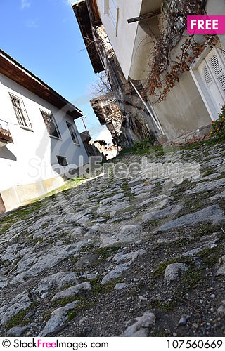 Free Historical Ottoman Houses, Safranbolu, Turkey Royalty Free Stock Images - 107560669
