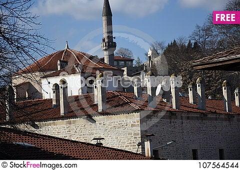 Free Historical Ottoman Houses, Safranbolu, Turkey Stock Images - 107564544