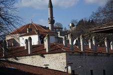 Free Historical Ottoman Houses, Safranbolu, Turkey Stock Images - 107564544