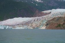 Free Mendenhall Glacier Stock Images - 10761384