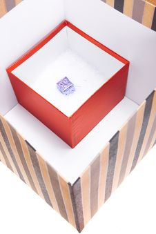 Free Gift Box Stock Photos - 10762153