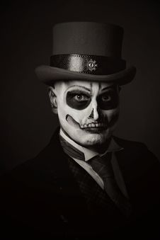 Free Black, Black And White, Head, Gentleman Royalty Free Stock Photography - 107750247