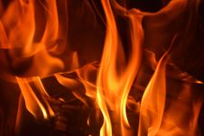 Free Flame, Yellow, Orange, Fire Stock Photography - 107842062
