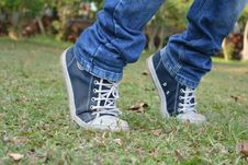 Free Footwear, Photograph, Grass, Shoe Royalty Free Stock Image - 107901856