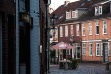 Free Town, Neighbourhood, Street, Infrastructure Stock Image - 107950081