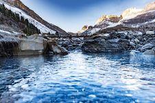 Free Reflection, Mountainous Landforms, Mountain, Water Stock Photos - 107955063
