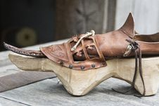 Free Footwear, Shoe, Outdoor Shoe, Wood Royalty Free Stock Images - 107957779