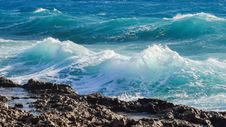 Free Sea, Wave, Wind Wave, Ocean Stock Photography - 107958232
