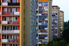 Free Building, Condominium, Neighbourhood, Apartment Royalty Free Stock Photos - 107965008