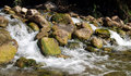 Free Panoramic Rapids Royalty Free Stock Photo - 1080505
