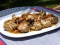 Free Spanish Chicken Stock Photography - 1081812
