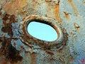 Free Rusty Porthole Stock Images - 1085344