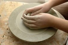 Free Pottery22 Royalty Free Stock Images - 1080229