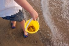 Free My Sand Bucket Stock Photos - 1080943
