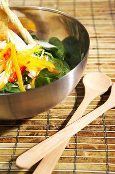 Free Salad Royalty Free Stock Photo - 1080995