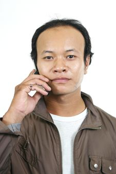Free Asian Guy 1 Stock Photography - 1081512