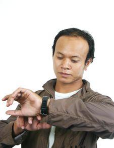 Free Asian Guy 18 Royalty Free Stock Photo - 1081555