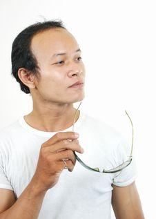Free Asian Guy 28 Royalty Free Stock Photo - 1081615