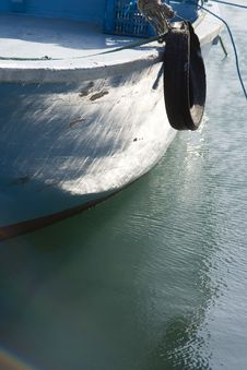 Free Board Of A Boat Royalty Free Stock Photos - 1082118
