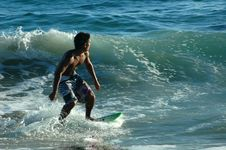 Free Surfer Stock Photos - 1082503