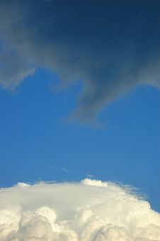 Free Clouds 2 Royalty Free Stock Image - 1082656