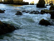 Free Sea In Lagos I Stock Photography - 1082792