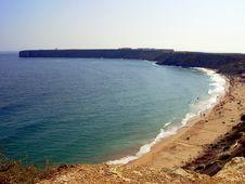 Free Sagres (beach) Royalty Free Stock Image - 1082806