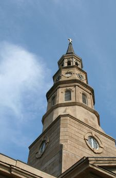 Free Church Steeple Stock Photo - 1082900