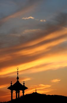 Free Sunset Stock Photo - 1083970