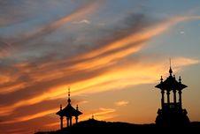 Free Sunset Stock Image - 1083971