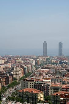 Free Barcelona Stock Photo - 1084000