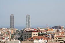 Free Barcelona Stock Photos - 1084023