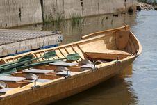 Free Boat Royalty Free Stock Photo - 1084245