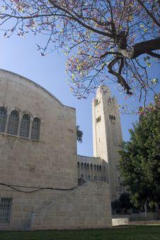 Free Ymca Jerusalem Stock Photo - 1084660