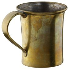Bronze Cup Royalty Free Stock Photography