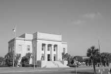 Free County Courthouse Stock Photo - 1085180