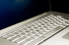 Free Laptop Keyboard Stock Photos - 1085493