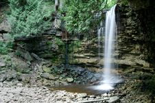 Hilton Falls Stock Photography