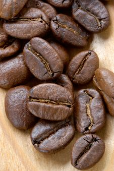 Free Coffee Grains Royalty Free Stock Photos - 1086198