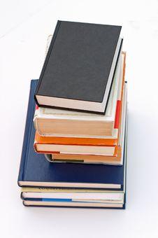 Pile Of Books No.4