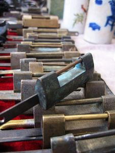 Free Antique Lock Stock Photos - 1087153